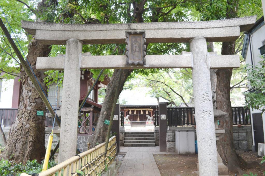 ⑦内藤神社4