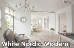 White Nordic Modern 101.201.301